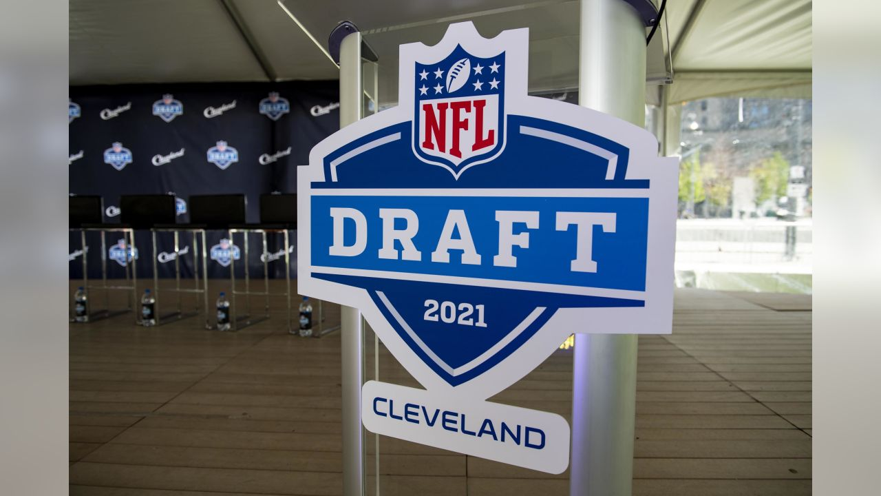 Cleveland celebrated that the city has been selected to host the 2021 NFL Draft during a press conference and tailgate in Public Square on Thursday afternoon.