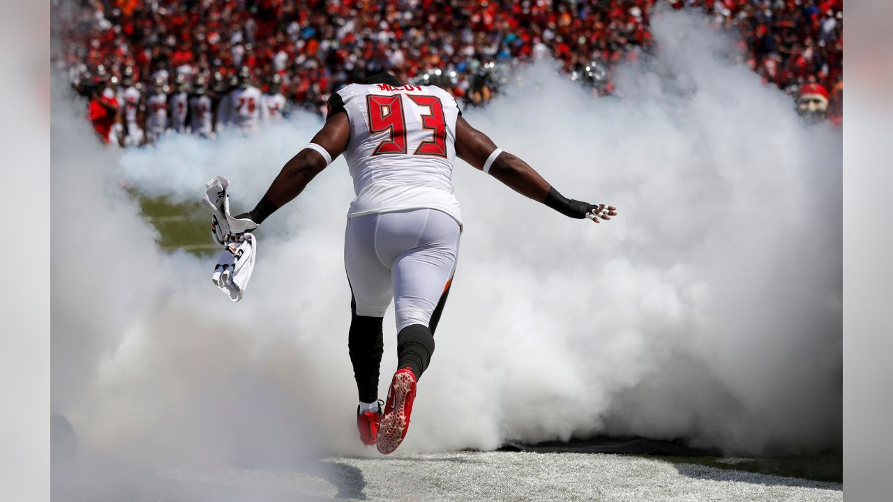 Bucs release DT Gerald McCoy after nine seasons