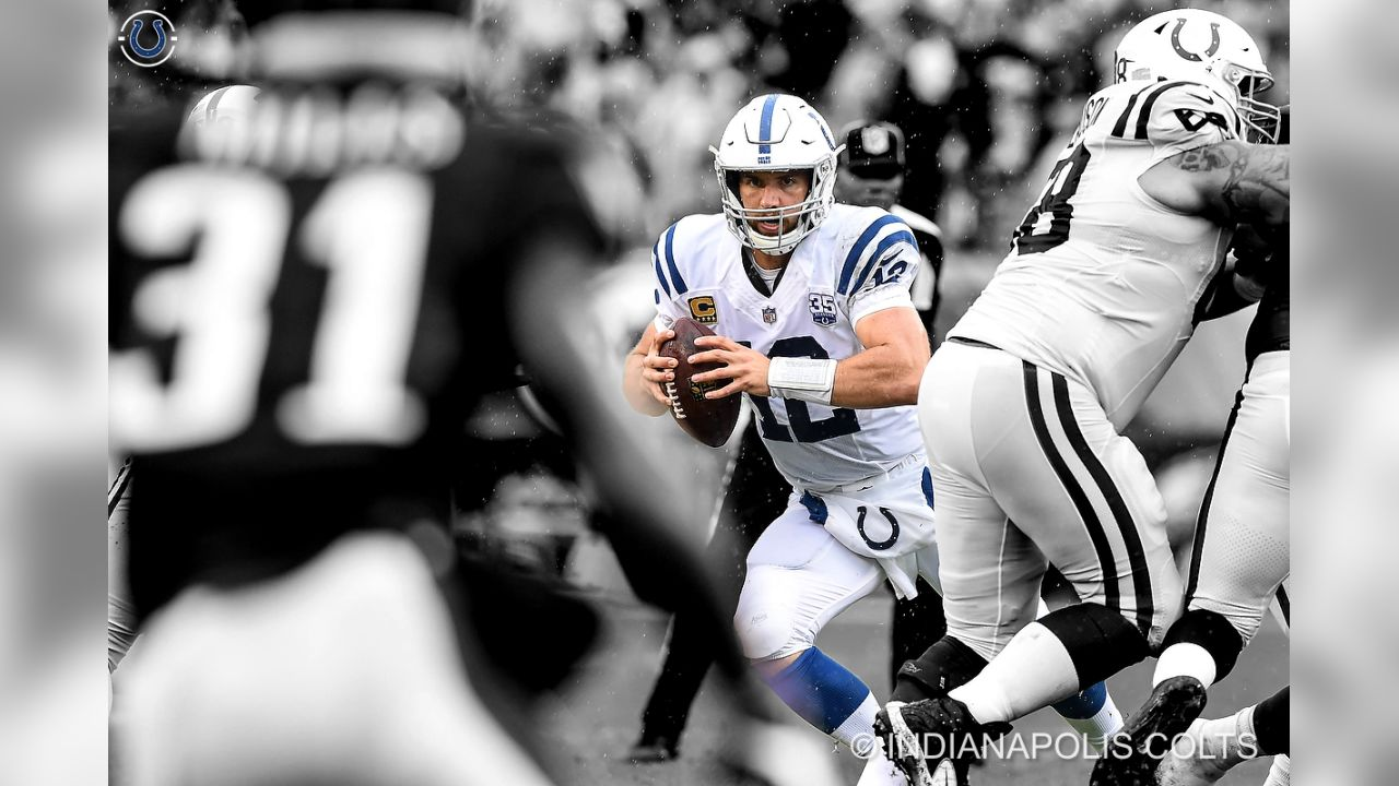 8751f91e2 Andrew Luck Named To 2019 NFL Pro Bowl