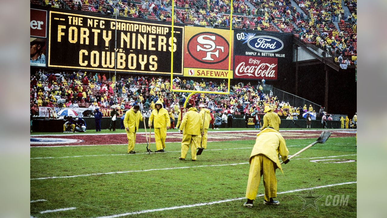 08f9b57baab TBT: 25th Anniversary of Cowboys' Decade-Changing Win Over 49ers