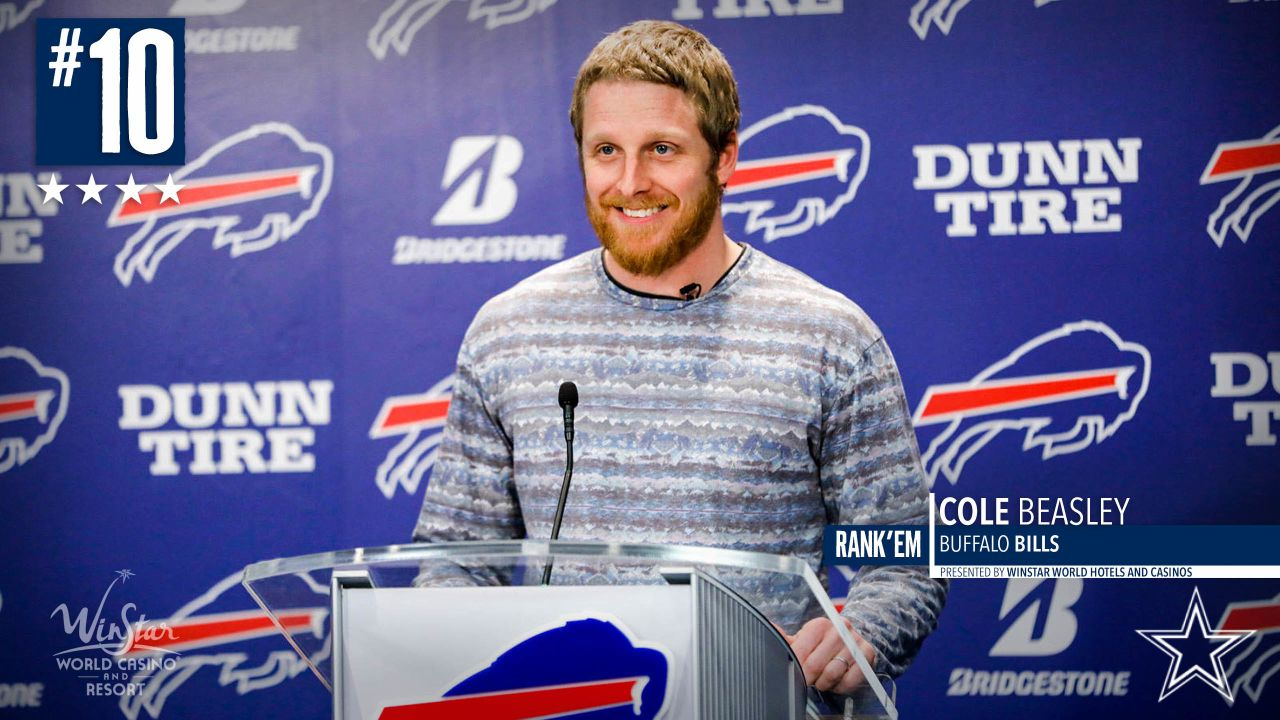 Will come into this Thanksgiving Day matchup with a chip on his shoulder. Has an understanding of what he's up against with this Cowboys' secondary. Has to be confident that he can win any matchup that they throw at him. As always enjoyed success in practices. Has been a hard guy to cover. Won't take long for him to become the primary target for Josh Allen
