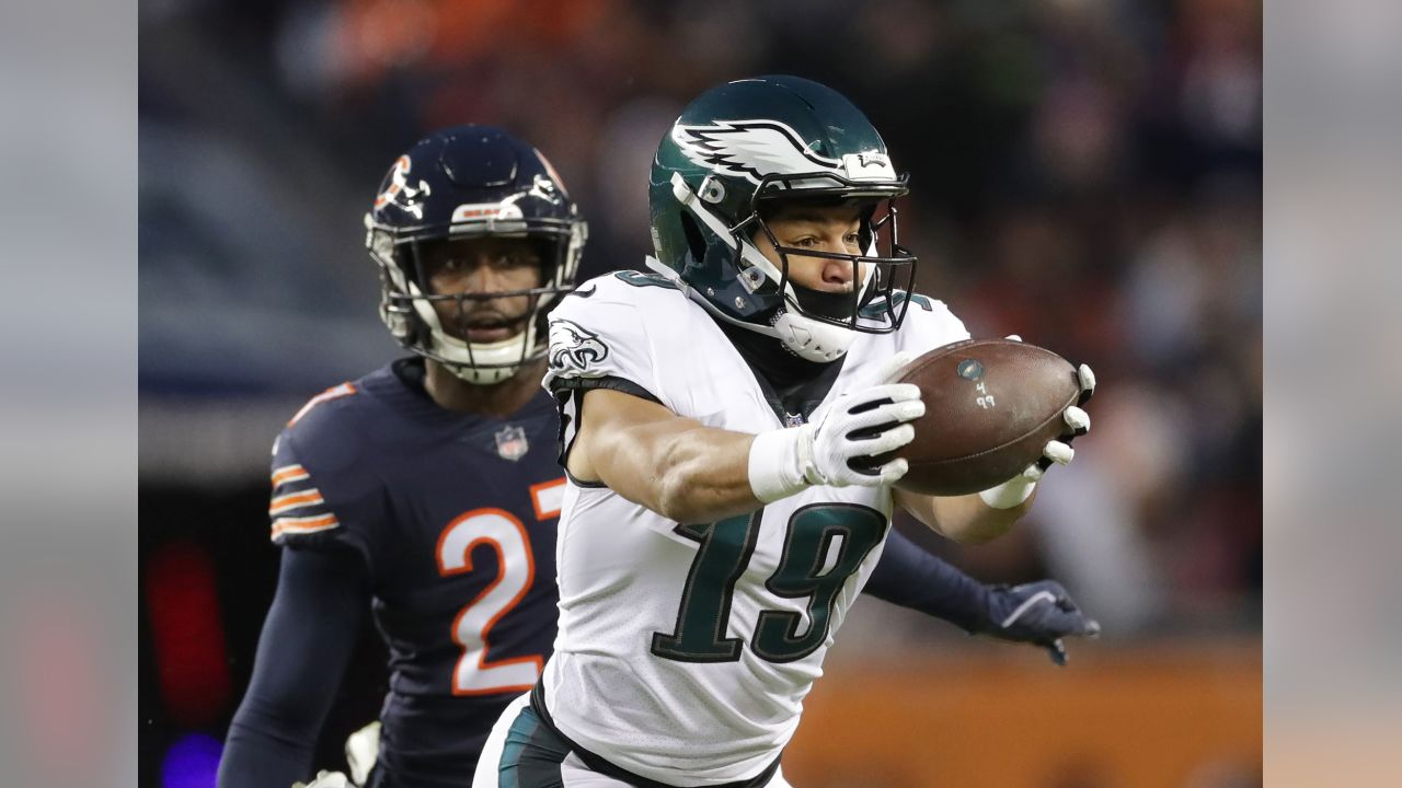 WR Golden Tate  Philadelphia Eagles vs. Chicago Bears at Soldier Field in Chicago on January 6, 2019