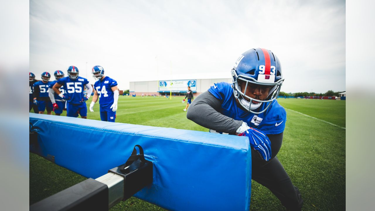 New York Giants OTA #4 at Quest Diagnostics Training Center in East Rutherford, NJ