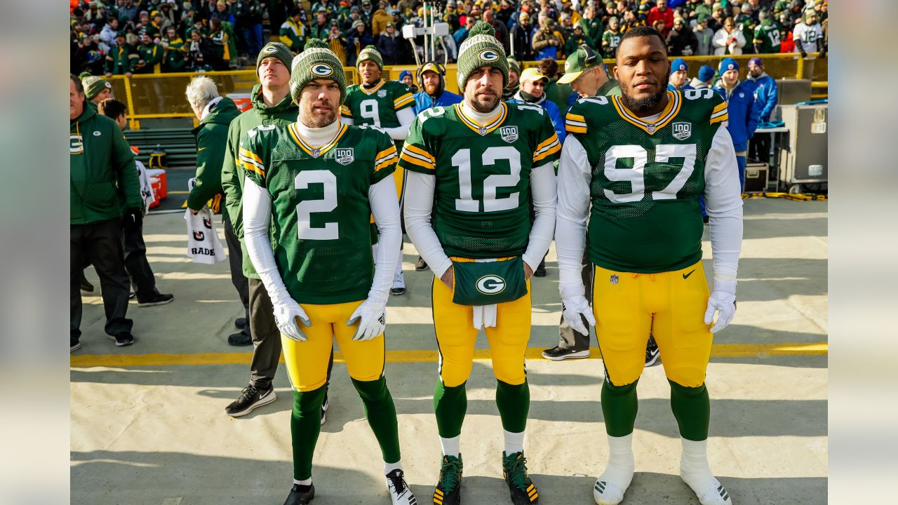 Two Packers selected to the Pro Bowl 6d0b35233