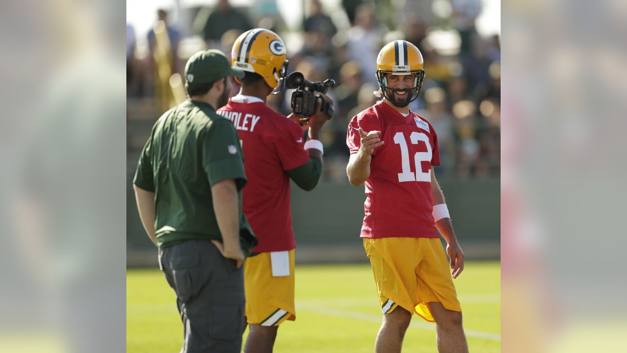 Schedule set for Packers training camp 529581402