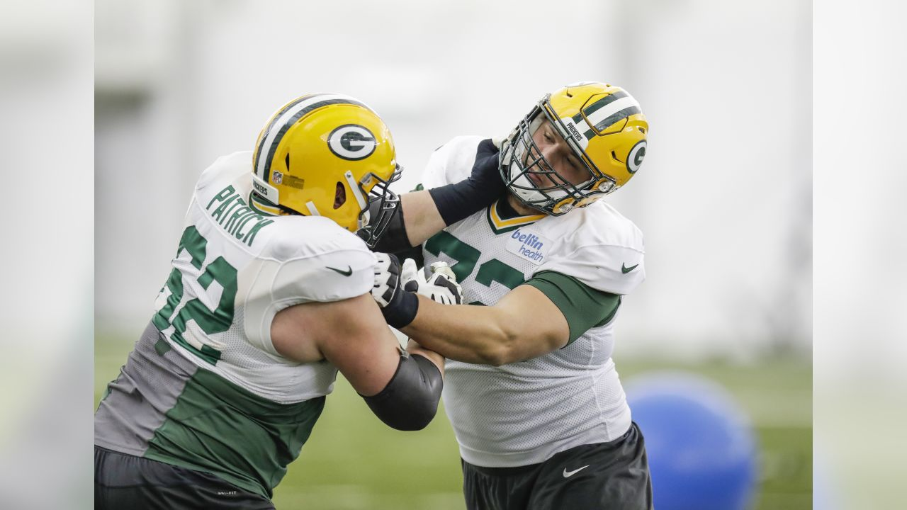 Green Bay Packers during practice on Thursday, December 20, 2018.