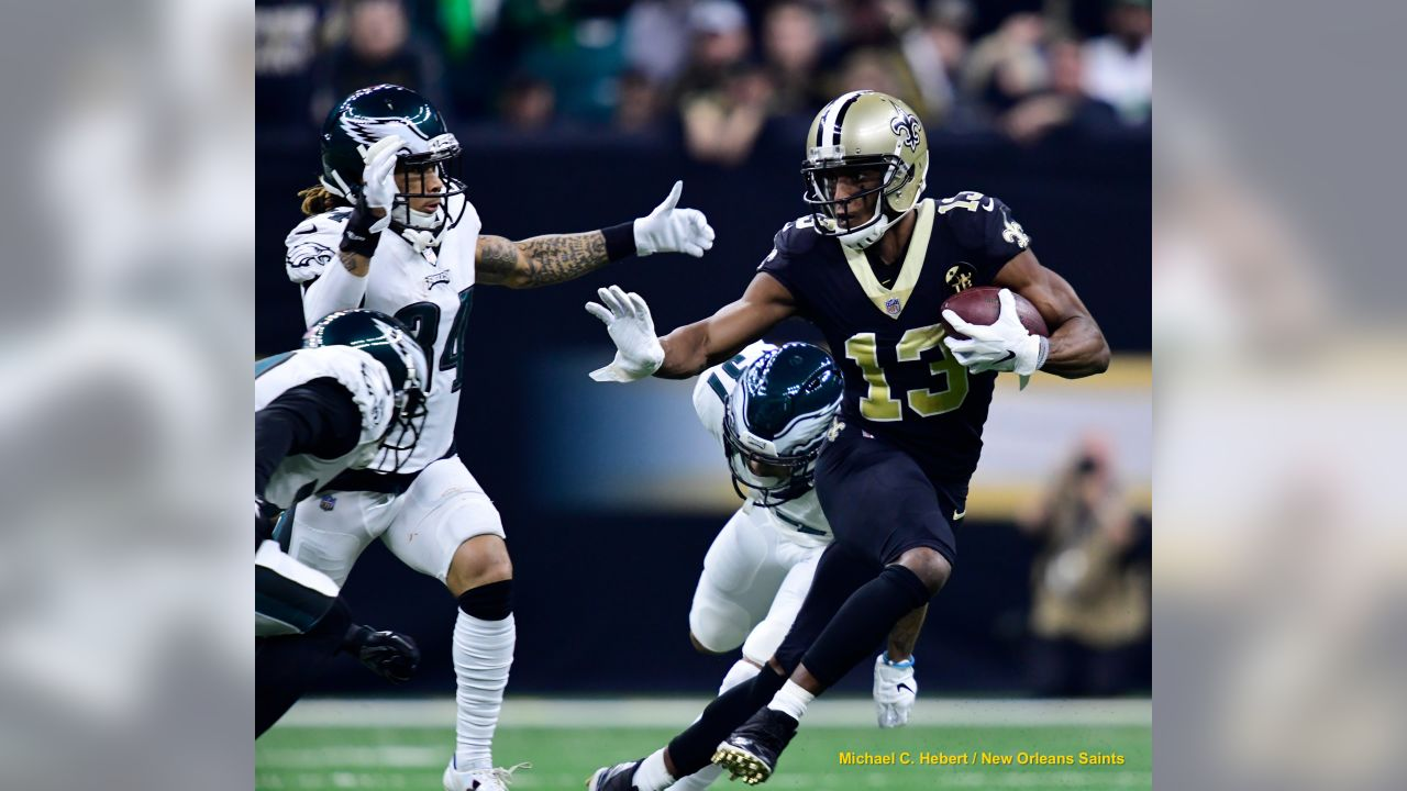 Saints 20 - Eagles 14 (W)