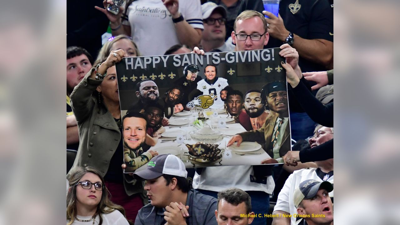 Saints 48- Eagles 7 (W)New Orleans Saints 2018 SeasonMichael C.  Hebert