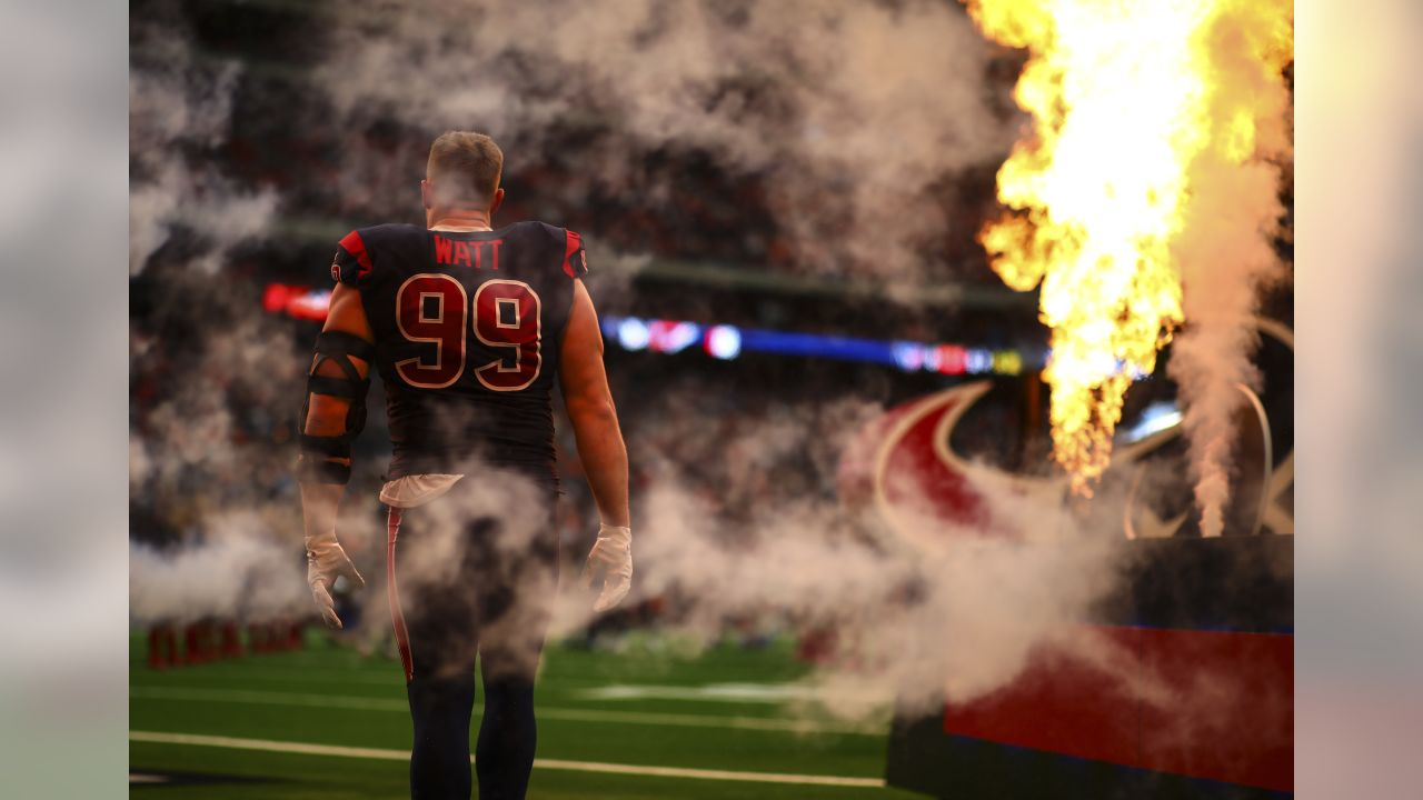 An image of the Dec. 2, 2018 regular season home game against the Cleveland Browns.  The Texans won 29-13.