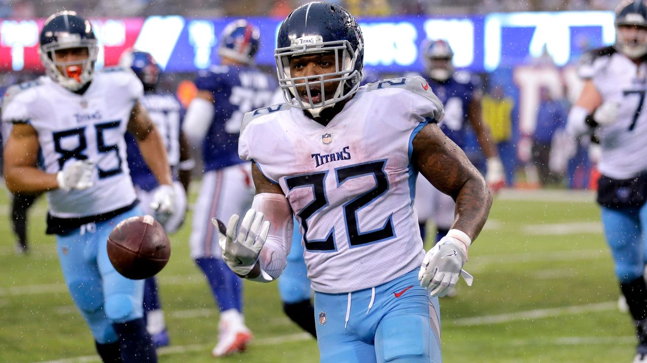 64bd5009b70e RB Chris Johnson Wanted the Titans to Feed RB Derrick Henry