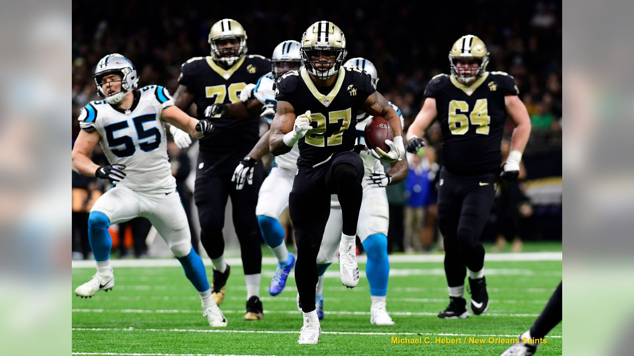 Panthers 33 - Saints 14 (L) 13-3 for the 2018 Season Number 1 Seed in the NFC  New Orleans Saints 2018 Season  Michael C.  Hebert