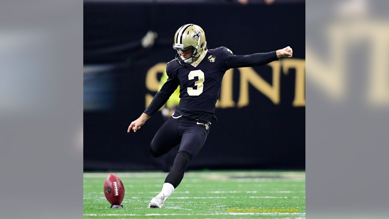 Kicker Wil Lutz signs five-year contract with New Orleans Saints f56c99316
