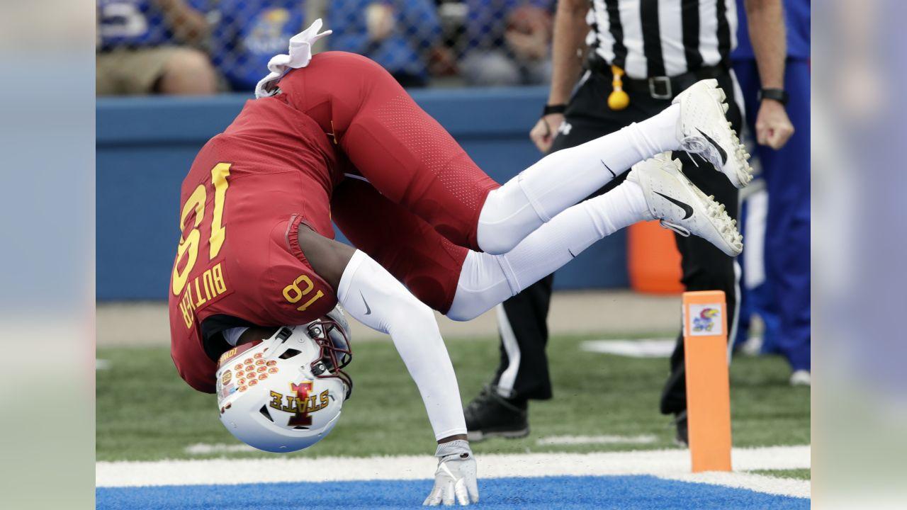Cardinals fourth-round pick: Iowa State wide receiver Hakeem Butler