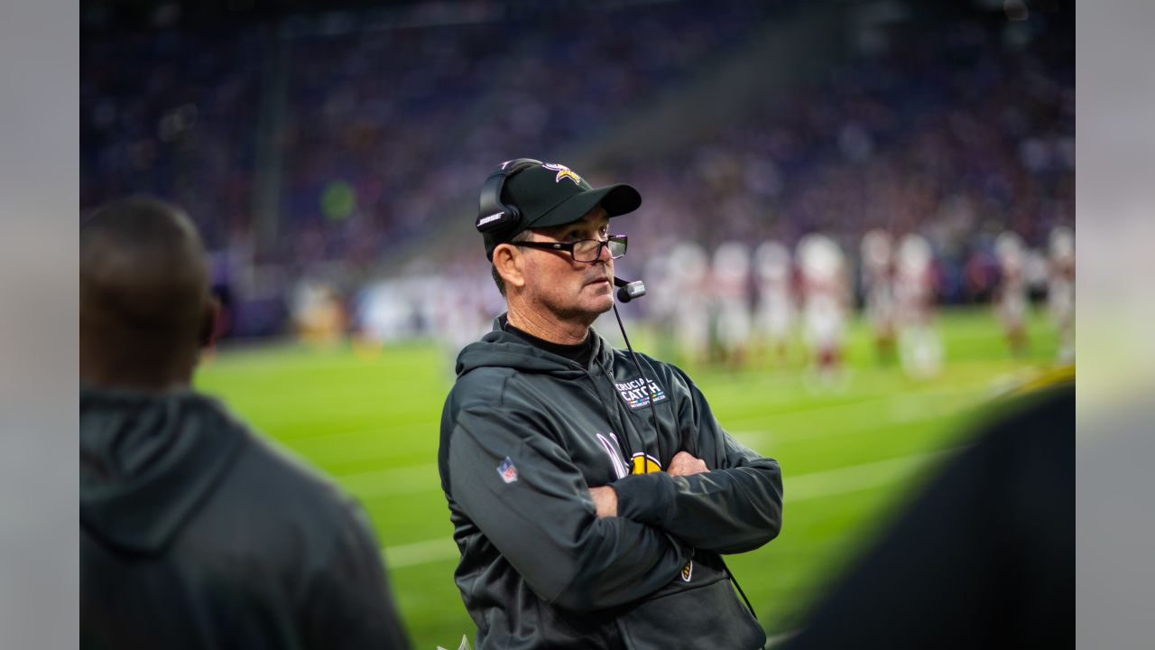 Mike Zimmer - Head Coach