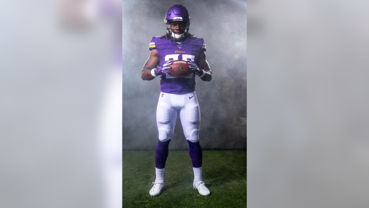 Minnesota Vikings running back Alex Mattison   5/18/19 4:37:44 PM  (Ben Liebenberg/NFL)