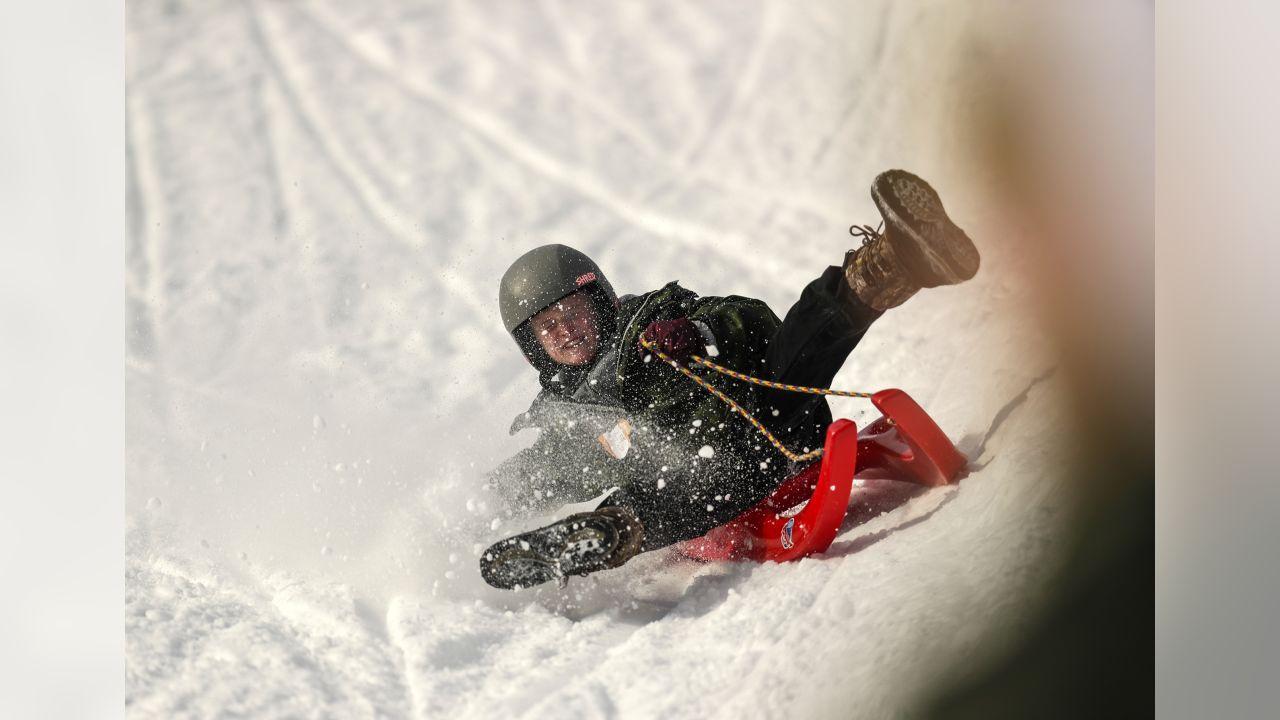 Titletown hosts Winter Games Saturday
