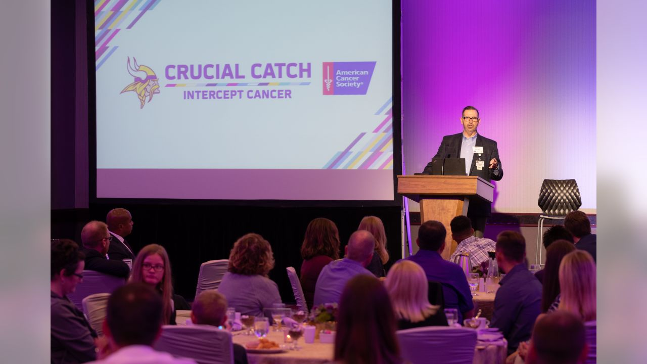 5140114e049b3e Vikings, ACS Team Up for 'Crucial Catch' Campaign