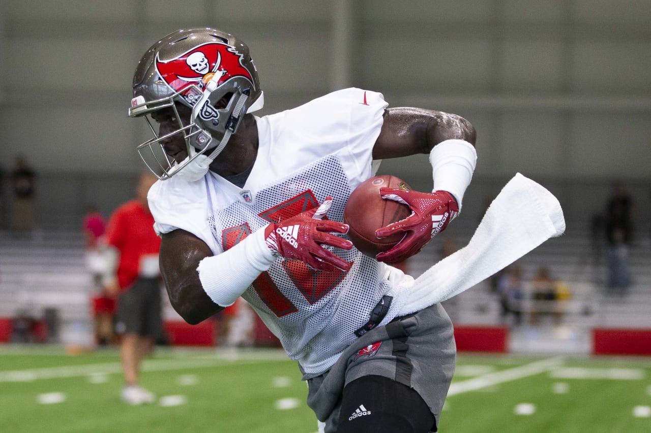 what we learned from day one of bucs training camp