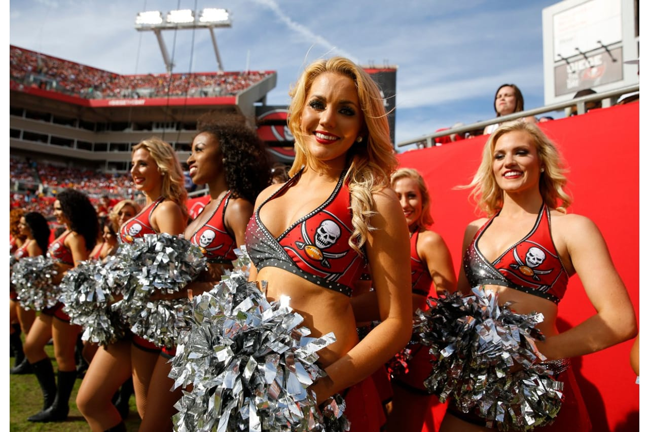 Bengals cheerleaders megan Cincinnati