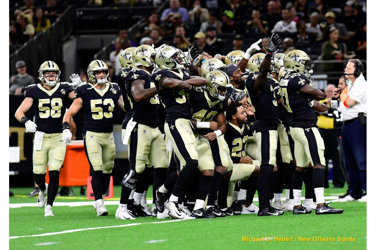 Game Recap New Orleans Saints 28 Los Angeles Rams 0