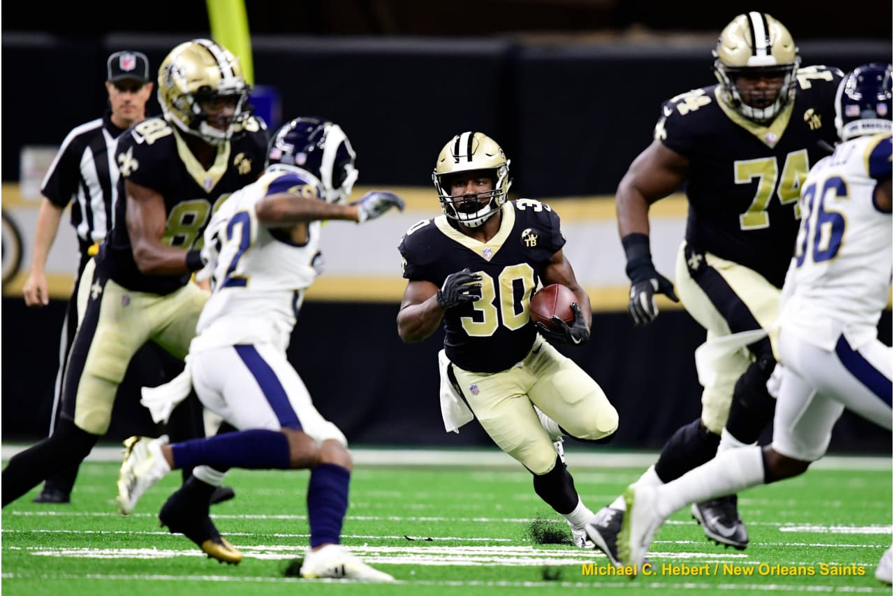 New Orleans Saints Announce Roster Moves