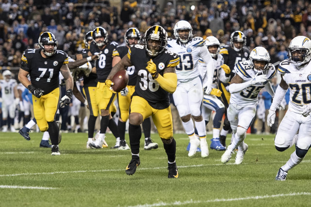 Black And Gold Steelers Jaylen Samuels Ready To Be True