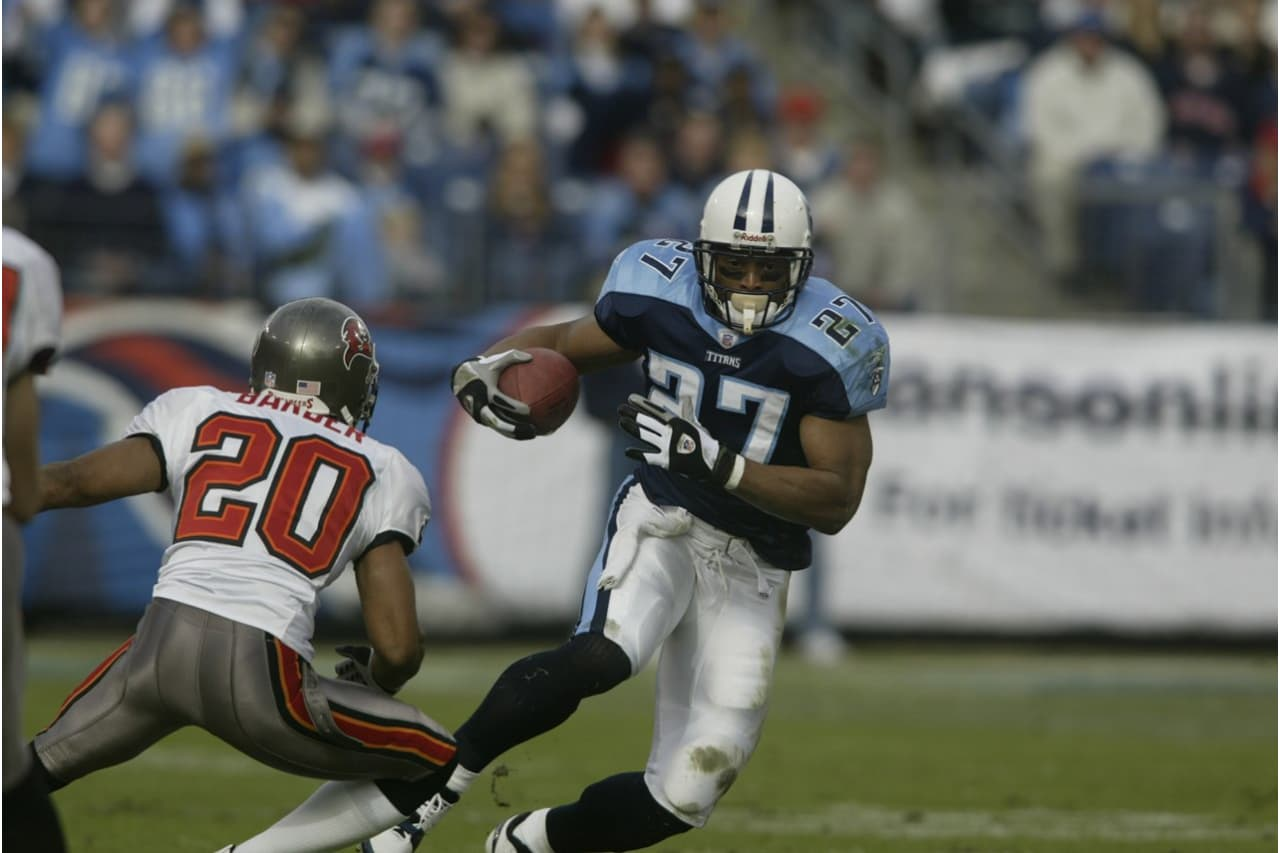 All Time Series Flashback Titans Vs Buccaneers