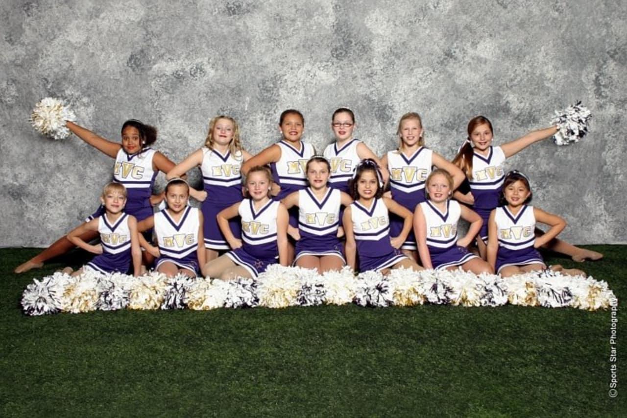 2007 Minnesota Vikings Junior Cheerleaders