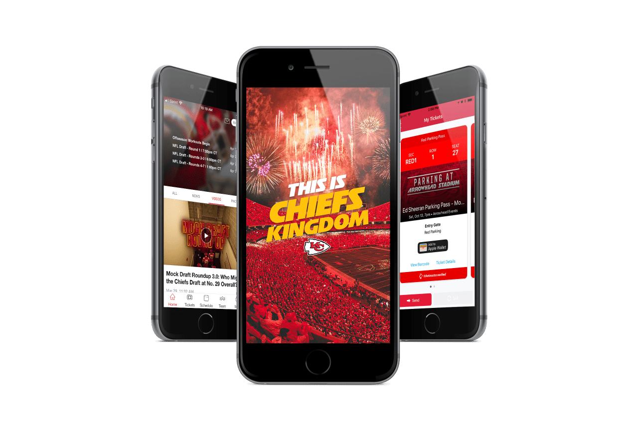 Chiefs Mobile App | Kansas City Chiefs - Chiefs com