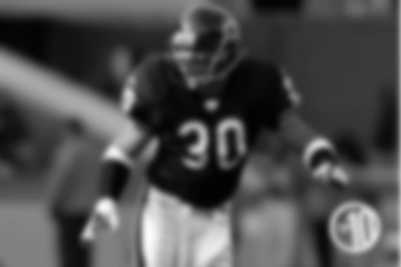 10. Mike Brown, S Nebraska (2000)