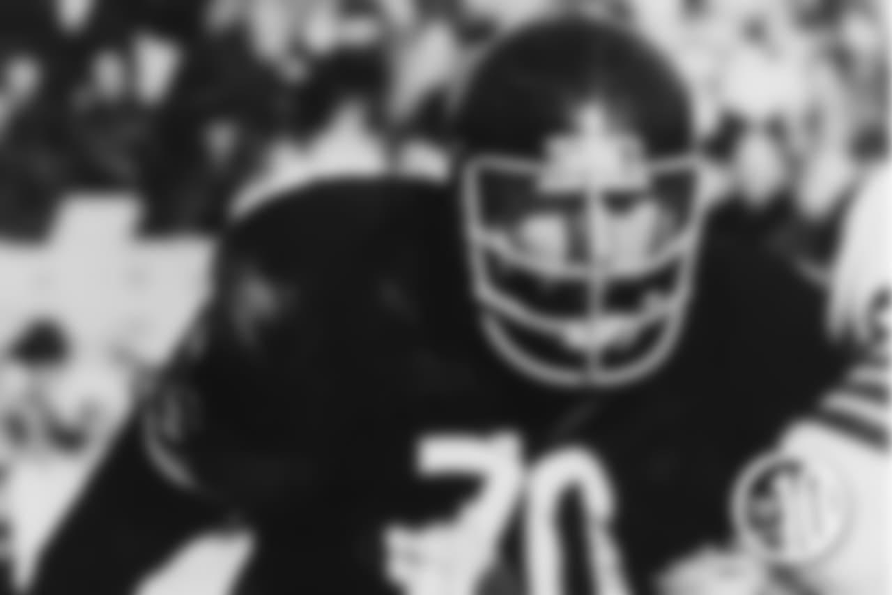 10.Dennis Lick, OT (8th in 1976)