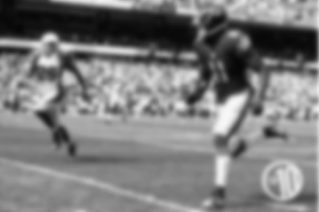 One touchdown
