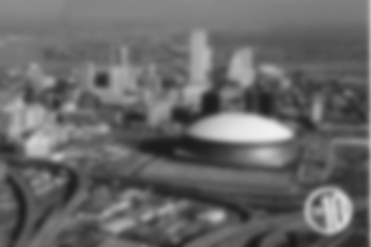 10. New Orleans Superdome - 1975. Bears 42, Saints 17 on December 21, 1975.