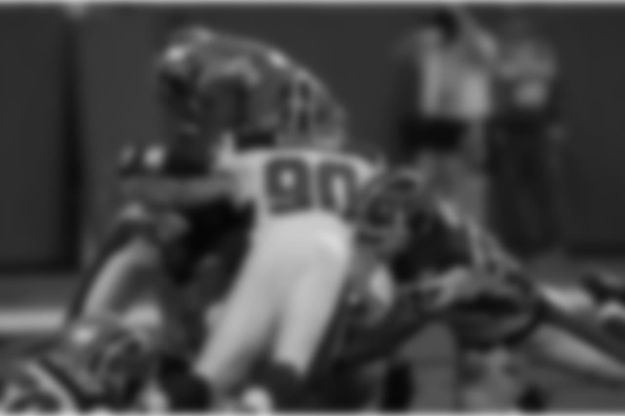 Bills vs. Lions, 2006