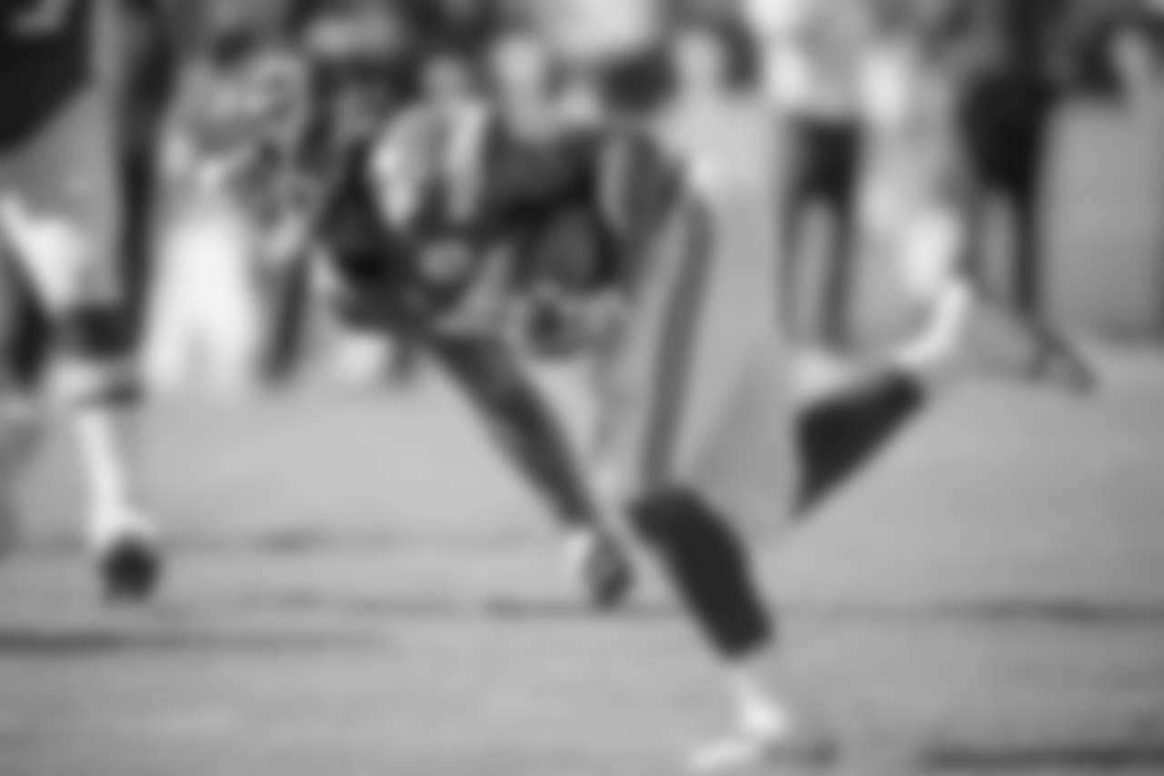 Running back Kareem Hunt