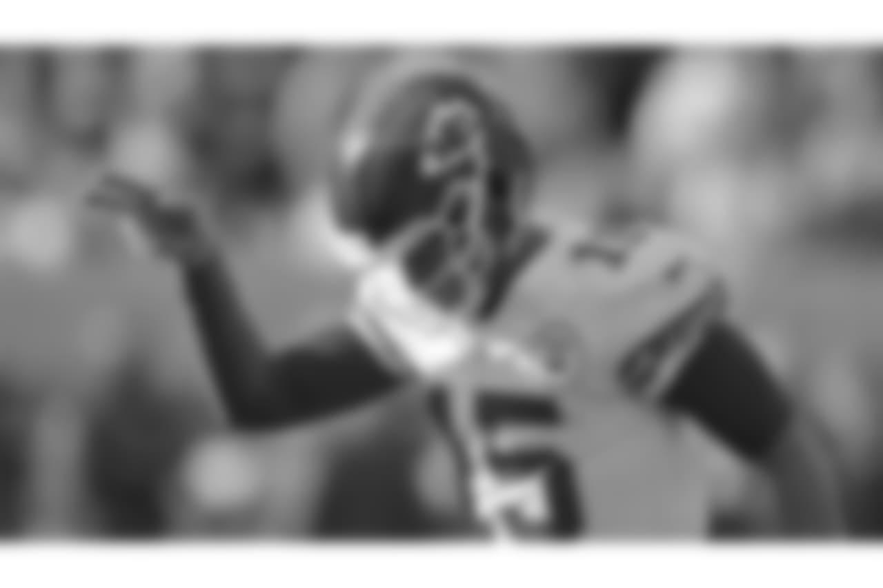 Quarterback Patrick Mahomes