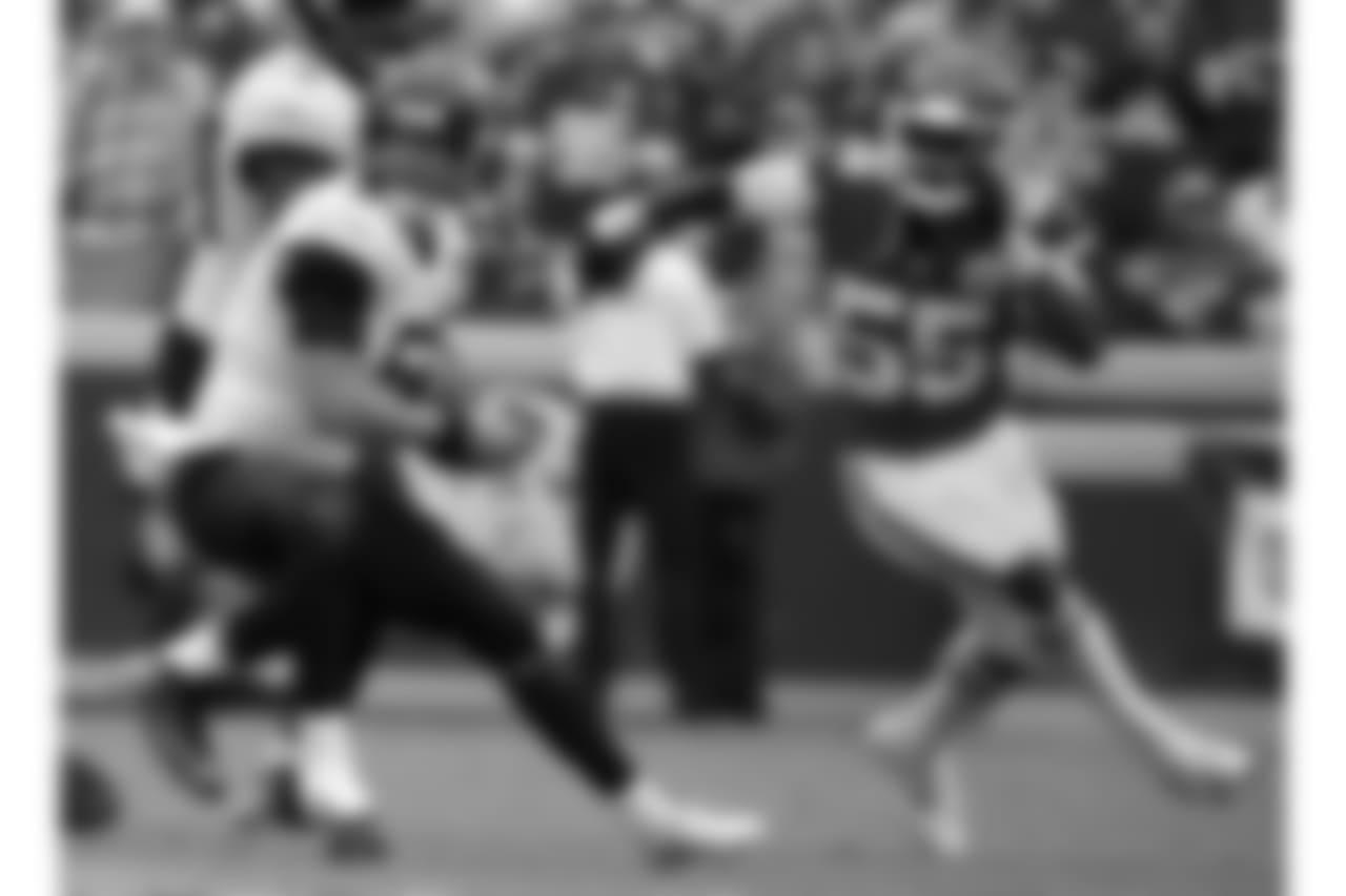 Linebacker Dee Ford