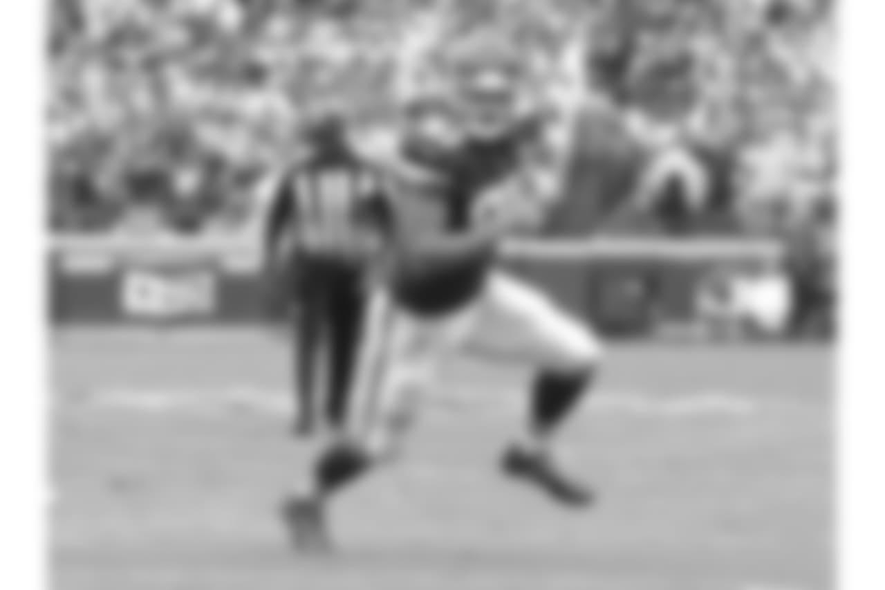 Kansas City Chiefs vs Jacksonville Jaguars at Arrowhead Stadium on October 7, 2018