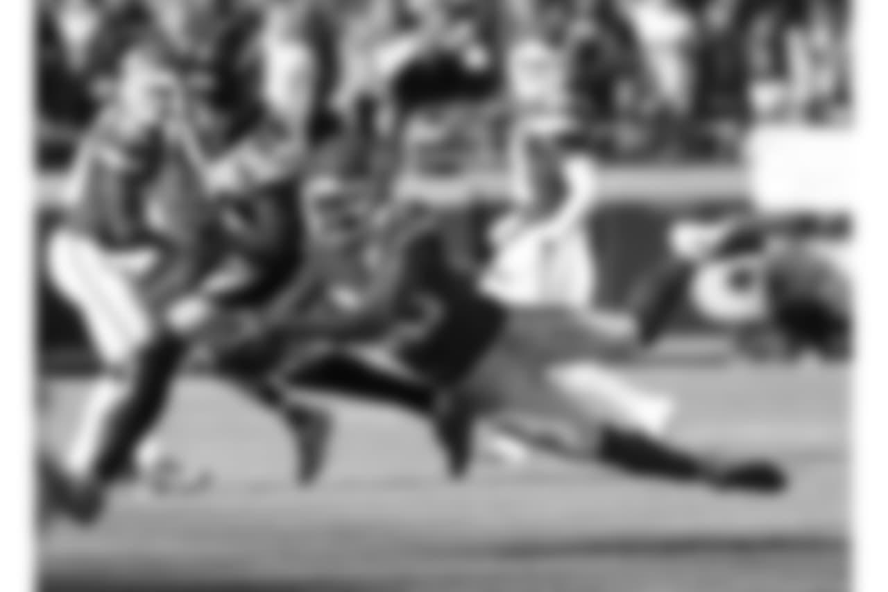 Denver Broncos at Kansas City Chiefs on October 28, 2018