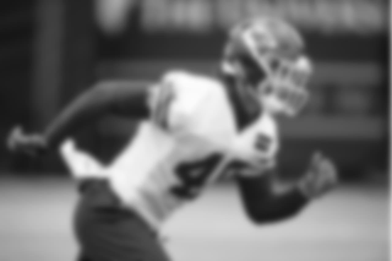 Kansas City Chiefs defensive back Daniel Sorensen (49) during practice on 10/25/18