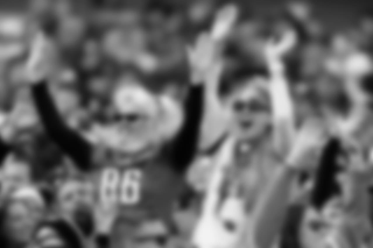 All smiles  Philadelphia Eagles vs. New York Giants at Lincoln Financial Field on November 25, 2018