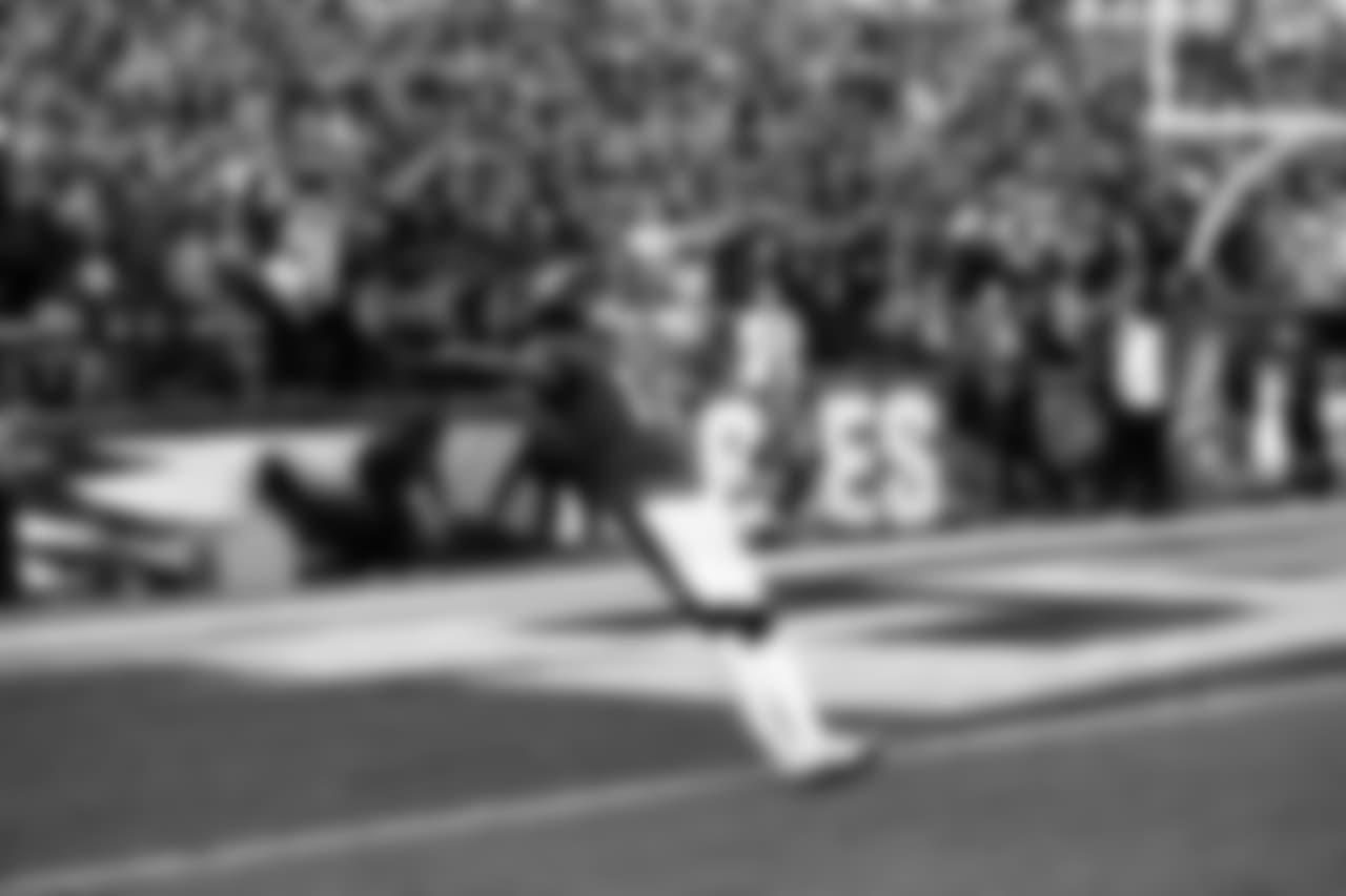 WR Nelson Agholor  Philadelphia Eagles vs. Houston Texans at Lincoln Financial Field on December 23, 2018