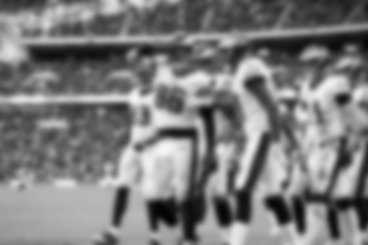 Philadelphia Eagles vs. Jacksonville Jaguars at Wembley Stadium on October 28, 2018