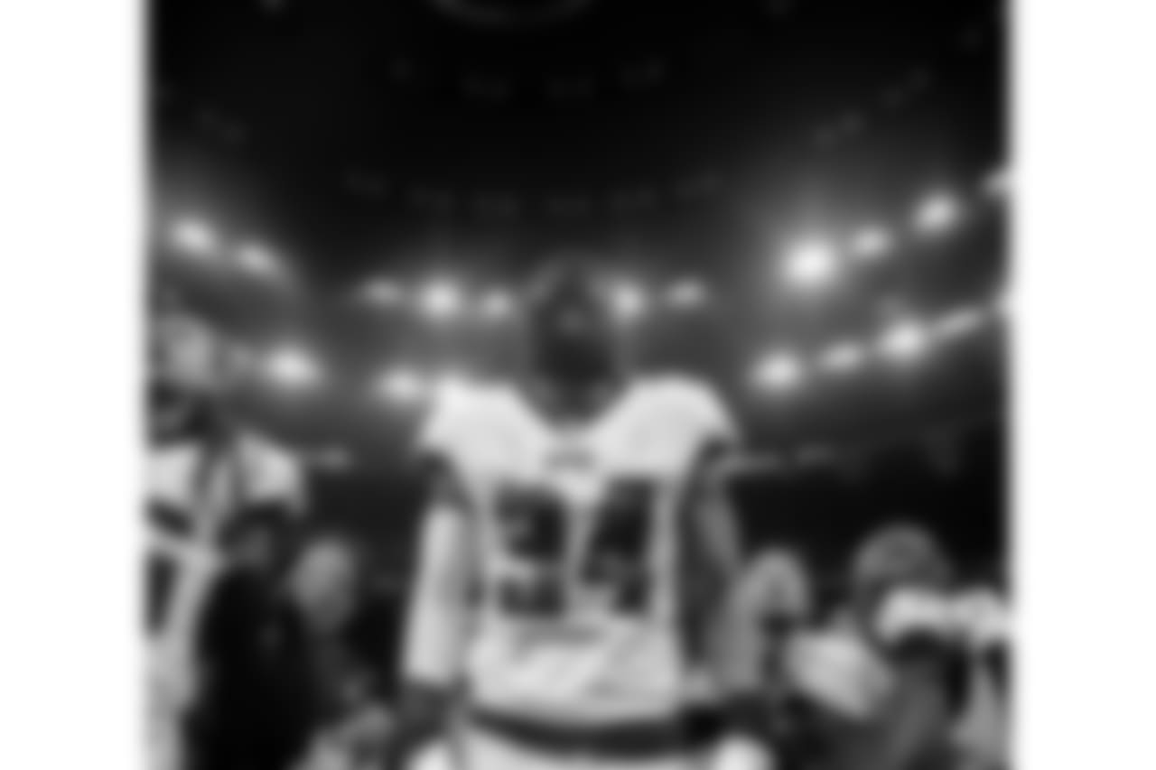 CB Cre'Von LeBlanc  Philadelphia Eagles vs. New Orleans Saints at the Mercedes-Benz Superdome on January 13, 2019
