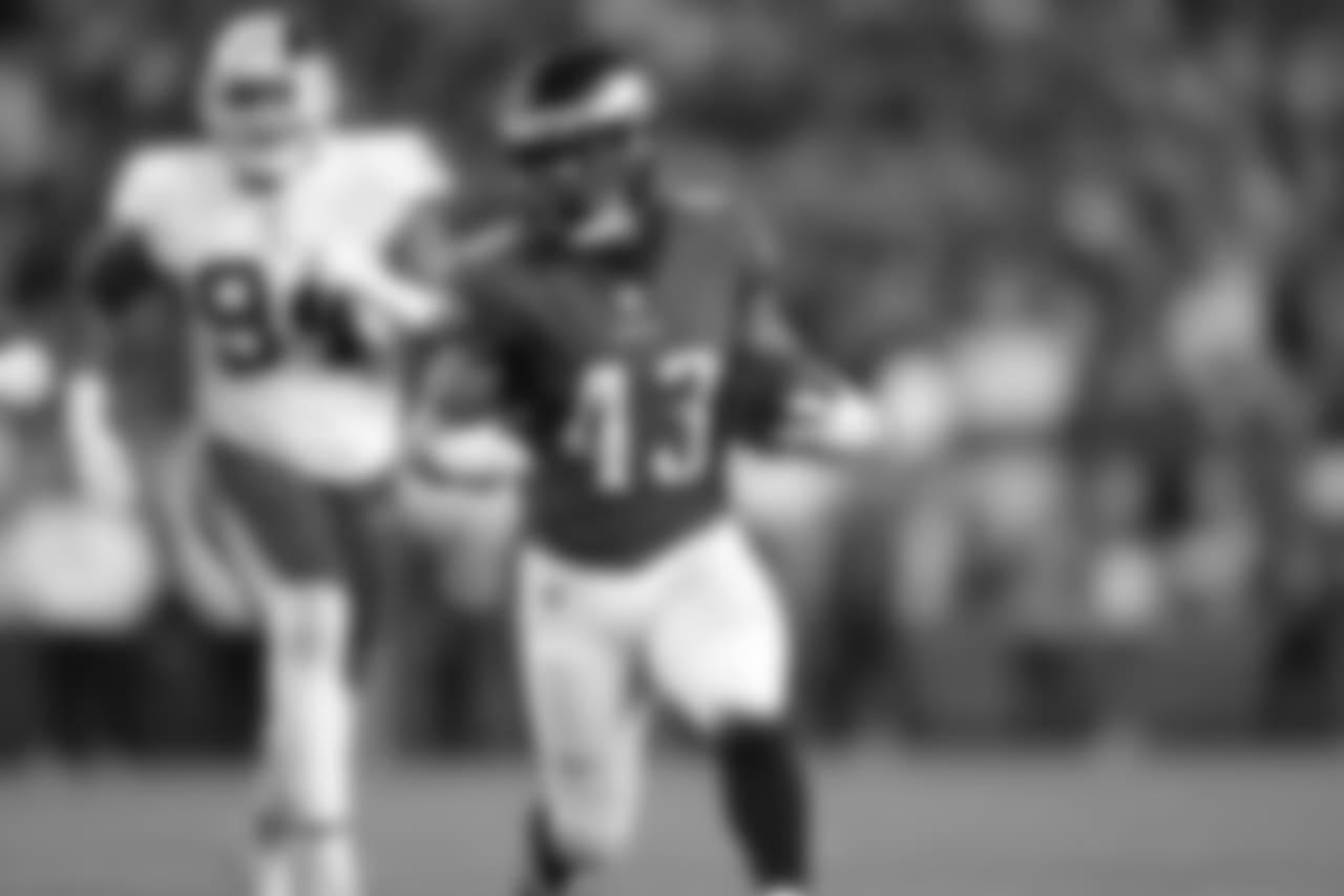 RB Darren Sproles  Philadelphia Eagles vs. Washington Redskins at Lincoln Financial Field on December 3, 2018