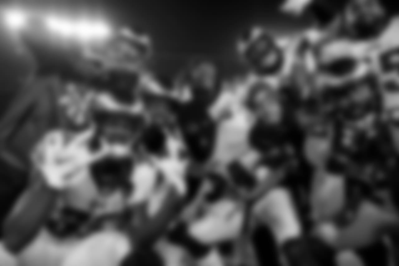 Philadelphia Eagles vs. Los Angeles Rams at the Los Angeles Memorial Coliseum on December 16, 2018