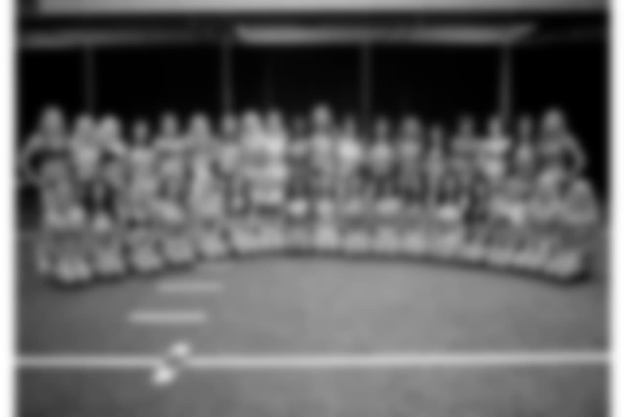 The 2015 Atlanta Falcons Cheerleaders