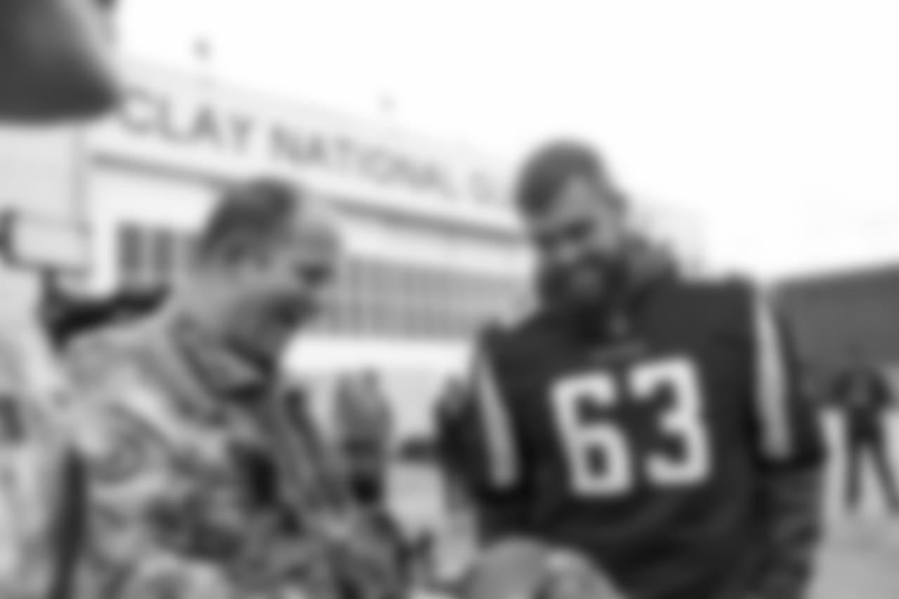 G Ben Garland   Atlanta Falcons/ Carmen Mandato