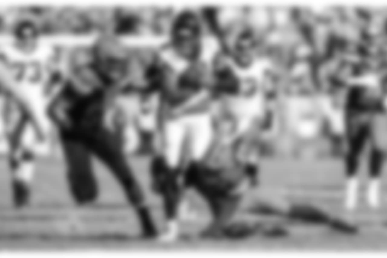 WR Julio Jones  Atlanta Falcons / Kara Durrette