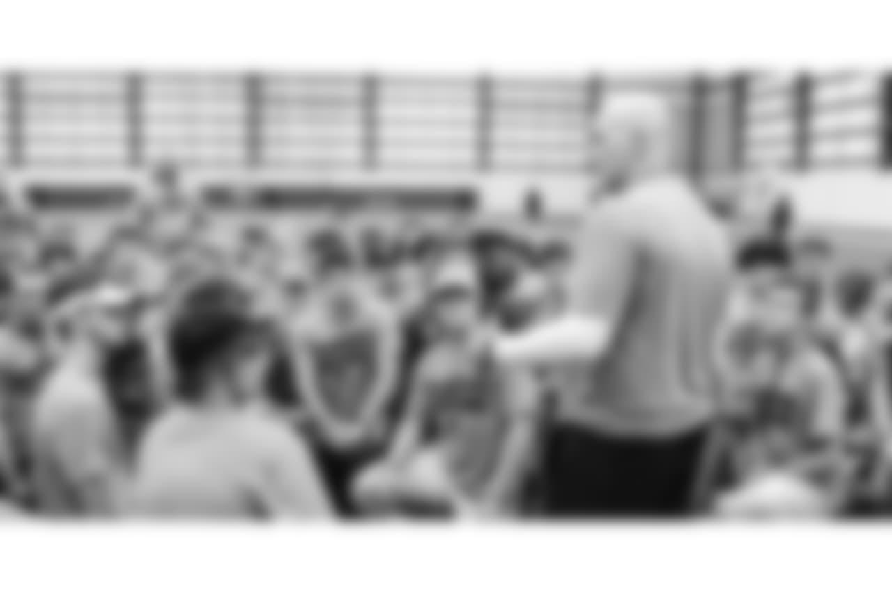 Head Coach, Dan Quinn